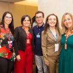 Roberta Carvalho, Simone Moraes, Régis Abreu E Simone Monteiro