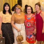 Rosalinda Pinheiro, Lucia Freitas, Nereide Figueiredo E Luci Galvão (1)