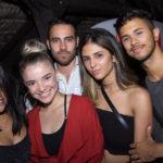 Roselira Felipe, Camila Mariota, Guilherme Brito, Rayane E Fagner Fortes