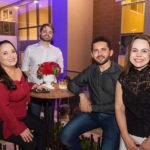 Sátila Bezerra, Eduardo Coelho, Josemberg Fernandes E Carmen Linhares