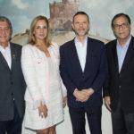 Sampaio Filho, Gianna Sagazio, Luciano Coutinho E Beto Studart (2)