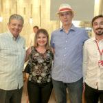 Sergio Queiroz, Selma Pinheiro, MIsael Ramos E Alisson Jereissati (2)
