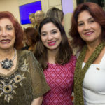 Vânia Dummar, Jamila Araújo E Rita Areias