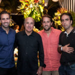 Vitor, Silvio, Rodrigo E Tomaz Frota