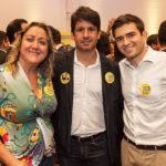 Adriana Saboya E André Nogueira E Pedro Brecks