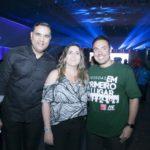Adriano Matos, Silvana Torres E Fernando Cardoso