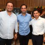 Adriano Nogueira, Vitor Frota E Pompeu Vasconcelos (3)
