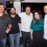 Agamenon Júnior, Rui Paiva, Bruno Pio, Mariana E Leopoldo Cabral (1)