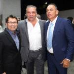 Alci Porto, Claudio Silveira E Elano Guilherme