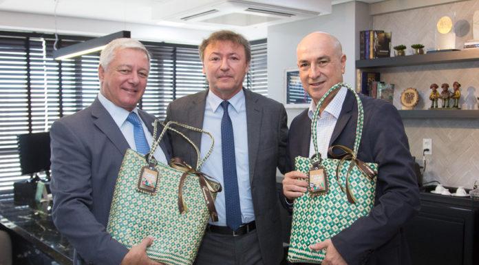 Alejandro Funes, Maurício Filizola E Javier Dufourquet (1)