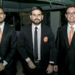 Anderson Silveira, Erick Freire E Welson Lopes
