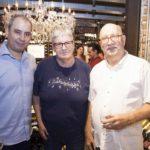 Andre Linheiro, Mariane Bouwer, Domingos Linheiro