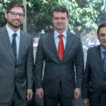 Antonio Colaço,Ariano Ponte ,Cesar Barros Leal (1)