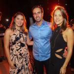 Arine Gomes, Vitor Frota E Daniela Eloy (2)