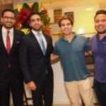 Bernardo Santos ,Igor Martins, Daniel Eloy E Savio Batista