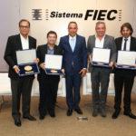 Beto Studart, Alci Porto, Elano Guilherme, Claudio Silveira E Rodrigo Lima (3)