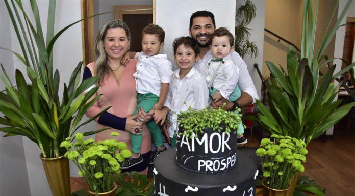 Camila, João Victor, Pedro, David E Jacob Ximenes