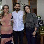 Camila Ximenes E Jacob Mendes E Juliana Albuquerque
