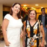 Carla Leao E Mercia Pinheiro