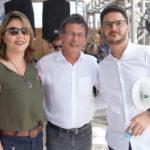 Caroline Lima, André Pierre E Thiago Brasileiro (1)