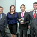 Cesar Barros Leal, Denise Cavalcante,Djalma Pinto E Ariano Pontes (3)
