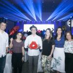 Cesar Pontes, Adjane, Ronaldo Orne, Samara Ribeiro, Carol Uchoa E Tatiana Guilherme