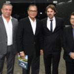 Claudio Silveira, Beto Studart, Rodrigo Lima E Alci Porto (5)