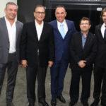 Claudio Silveira,Beto Studart, Elano Guilherme, Alci Porto E Rodrigo Lima (7)