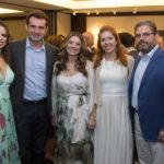 Cristiane E Fernando Gurgel, Emília Buarque, Ticiana Rolim E Edson Queiroz Neto (1)