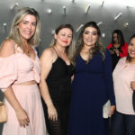 Diana Borineli, Naila Rodrigues, Ana Lima E Raquel Castro (2)
