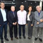 Eduardo Neves, Alexandre Adolfo, Frederico Castro, Dinalva Tavares E Eduado Bezerra