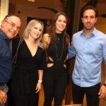 Eduardo E Leticia Leite, Daniela Eloy, Vitor Frota