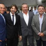 Elano Gruilherme, Rodrigo Filho, Claudio Silveira E Sergio Alcantara (1)