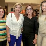 Elusa Laprovitera, Estela Rolin, Lucia Wolf E Nara Amaral (2)