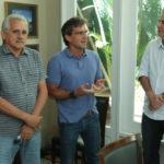 Emanoel Capistrano, Adalberto Machado E Ricardo Bezerra (1)