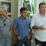 Emanoel Capistrano, Adalberto Machado E Ricardo Bezerra (2)