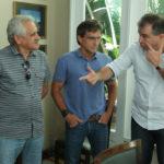 Emanoel Capistrano, Adalberto Machado E Ricardo Bezerra (3)