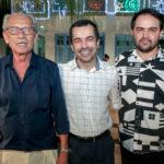 Expedito Celeiro, Marcos Campos E Pedro Araujo (2)