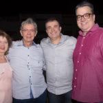 Fátima E César Rego, Ricardo Bezerra E Ticiano Rêgo (1)