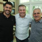 Felipe Capistrano, Ricardo Bezerra E Emanoel Capistrano