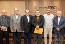 Flávio Sabóia, Lúcio Alcântara, Chico Esteves, Carlos Negreiros, Arthur Bruno E Eduardo Bezerra