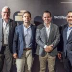 George Melo, Rodrigo Guilhon, Alexandre Guilhon E Vlairton Santos