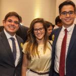 Guilherme Porto, Angela Castelo E Thiago Camara