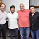 Irineu Guimarães, Uosley Uchoa, Afranio Sanfort E Eduardo Coutinho