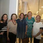 Ivana Moreira, Ana Monteiro, Celia De Paula, Fatima Oliveira E Regina Gonçalves
