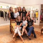 Janaina Gradvohl, Isabela Rolim, Ticiana Queiroz Rolim, Beatriz Miranda, Tereza Ribeiro, Mariana Nogueira E Viviane Rocha