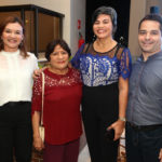 Jane Teles, Aurenice Araujo, Arlete Viana E Felipe Ferreira