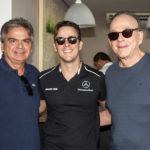 João Carvalho, André Fiuza E Sergio Fiuza