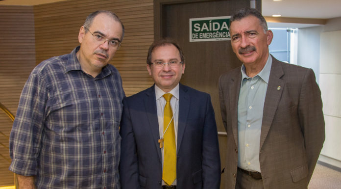 João Dummar Neto, Carlos Matos E Artur Bruno (1)