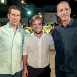 Joao Baltazar, Claudio Nelson E Regis Medeiros
